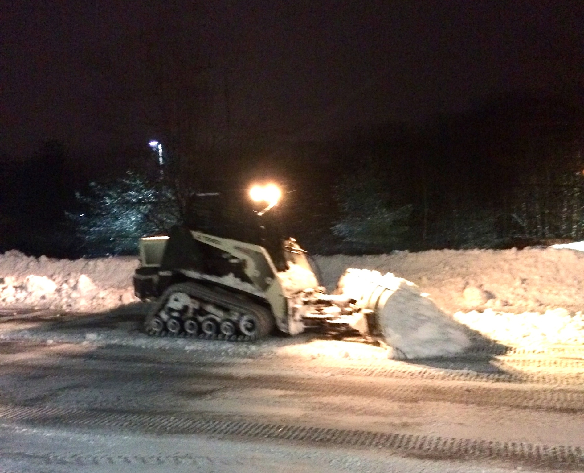 Check Out Our Snow Removal!